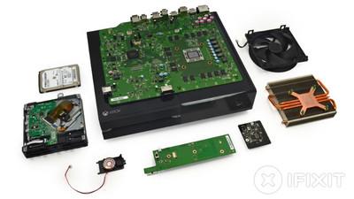 El coste de fabricar cada Xbox One podría ascender a 471 dólares