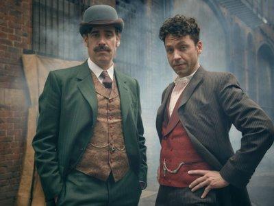 'Houdini y Doyle' aterriza en AXN España a partir del 31 de marzo