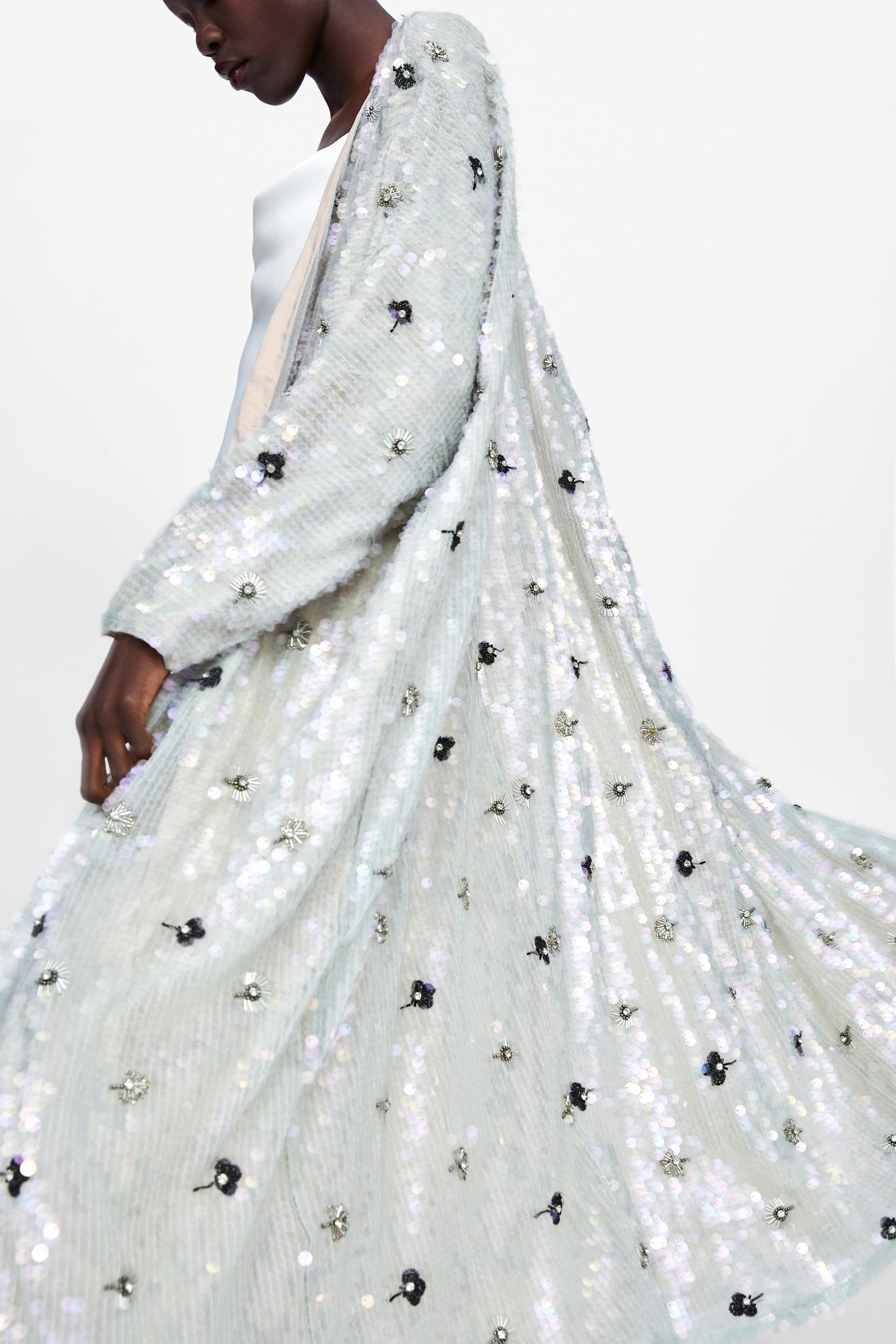 ac532cb15 Zara tiene en su nueva colección estas 7 prendas de fiesta perfectas para  ser la invitada ideal