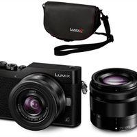 Chollo fotográfico: la sin espejo Panasonic Lumix DC-GX800 con 2 objetivos y funda, cuesta sólo 333 euros en el outlet de MediaMarkt en eBay