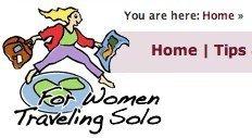 For Women Traveling Solo, servicio de creación de blogs para viajeras