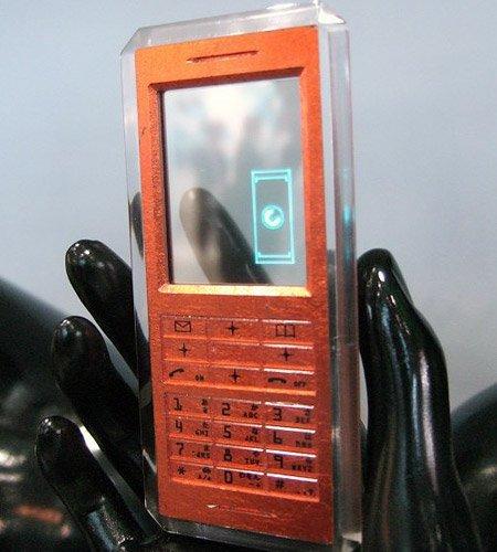TDK presenta sus pantallas OLED, transparentes y flexibles