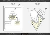 Microsoft patenta la forma más rápida de silenciar tu móvil