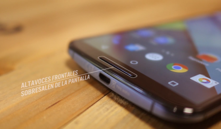 Altavoces Nexus 6