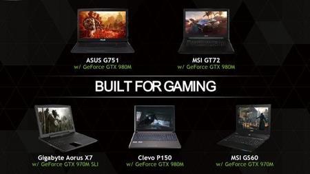 Geforce Gtx 900m Notebooks Gaming