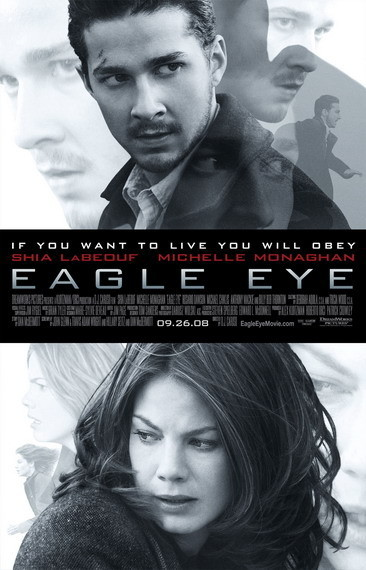 'Eagle Eye', póster
