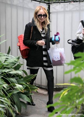¿Nicole Richie o Mary Kate Olsen?