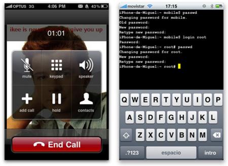 El primer gusano que ataca a los iPhone jailbreakeados y como evitarlo