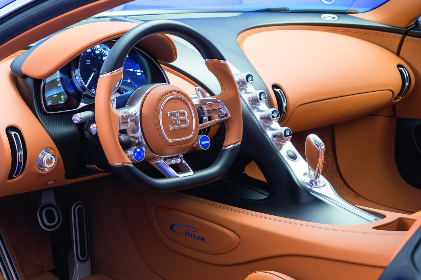Foto de Bugatti Chiron (18/60)
