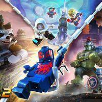 Los personajes de LEGO Marvel Super Heroes 2 desfilan en su primer tráiler oficial