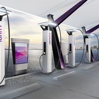 IONITY y Cepsa traerán a España y Portugal 100 puntos de recarga ultrarrápida para coches eléctricos