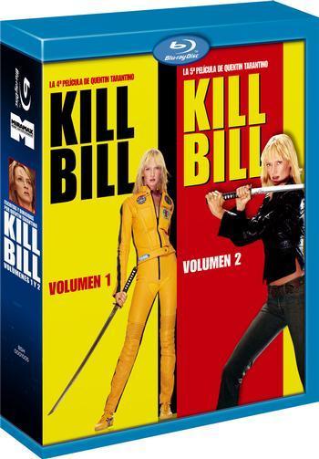 Kill Bill 1 y 2