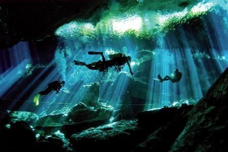 inmersion cenote