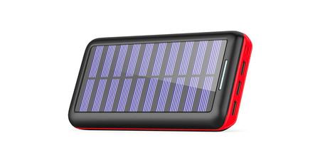 Bateria Externa Solar Kedron