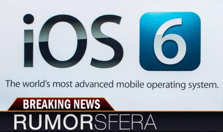 Rumorsfera: iOS 6, el nuevo iPhone, aplicaciones de terceros para el Apple TV y la renovación de los Mac