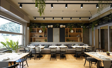 Restaurante Viu Elia Felices Estudio 8