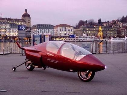 Acabion GTBO, un jet de carretera