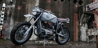 Quartermaster - ICON 1000 X Ural Project