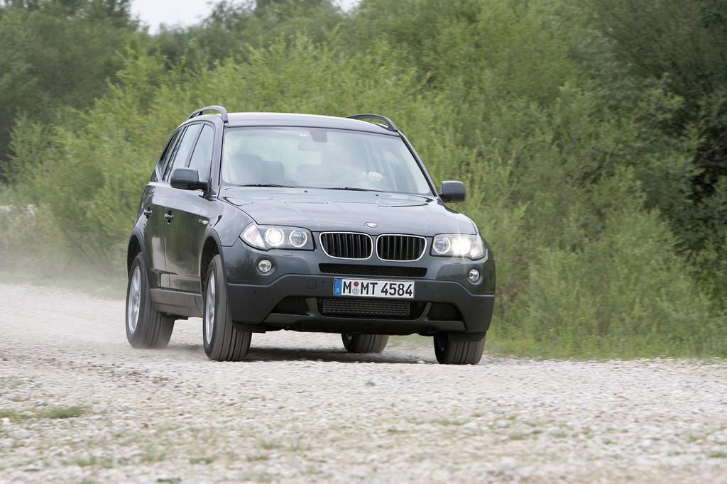 Foto de BMW X3 con EfficientDynamics (36/71)