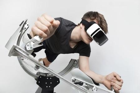 HYVE quiere que te pongas en forma usando la realidad virtual sin vídeos de aeróbic