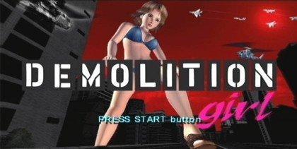 Demolition Girl, acaba con esas modelos mutantes