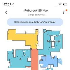 Foto 8 de 10 de la galería capturas-de-la-app-roborock en Xataka