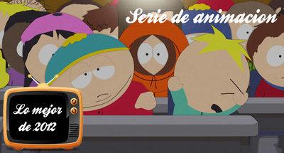 Lo mejor de 2012: Las tres mejores series de animación del año