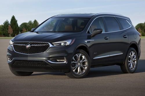 El nuevo Buick Enclave toma vuelo en el segmento de los SUV de lujo