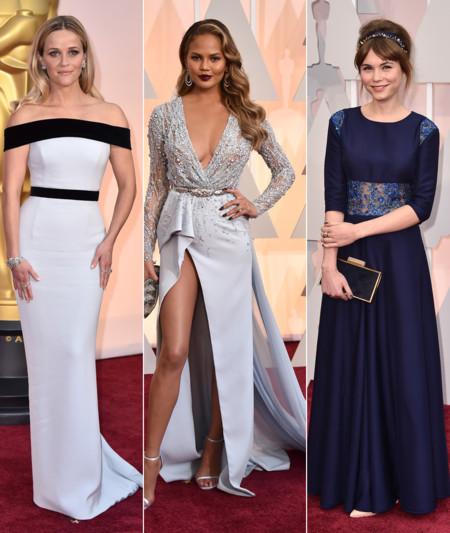 Actrices Oscar 2015 Azul