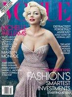 ¡Qué ven mis ojos Marilyn Monroe resucita en la portada de Vogue USA!