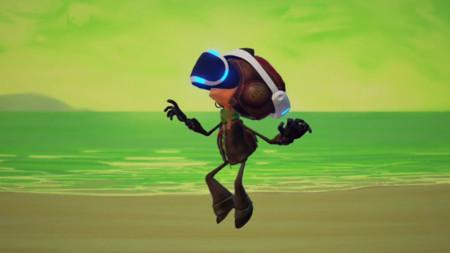 Playstation VR se guardaba interesantes sorpresas para la PlayStation Experience  2015