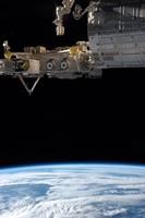La ISS vista desde la propia ISS