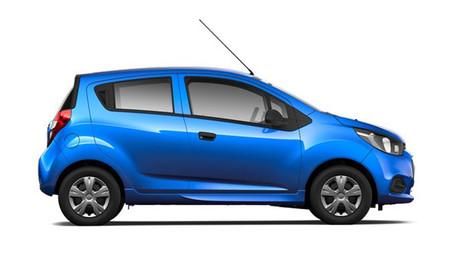 Chevrolet Beat Mas Equipado Y Mas Austero 4