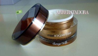 La miel como tratamiento facial anti-edad: Miel Expertise de Bottega Verde. Mi sensación