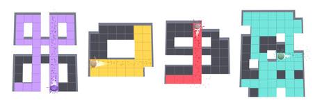 Probamos AMAZE!, el juego de puzles para iOS y Android que ya se han descargado miles de personas