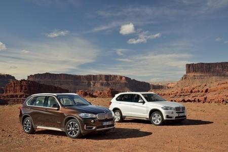 BMW X5 ahora con 4 cilindros y tracción trasera