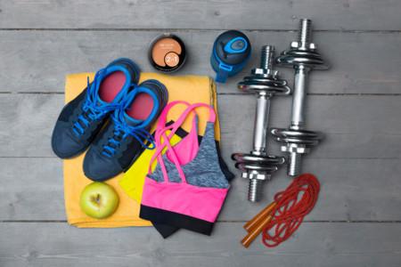 ¿Arreglada al gym? Soluciones para hacer ejercicio, luciendo bien