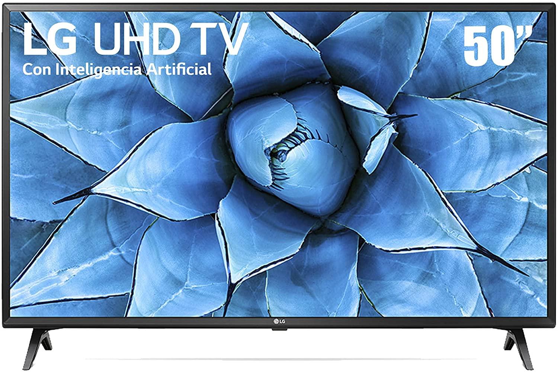 "Pantalla LG 50"" 4K Smart TV LED 50UN7300PUC AI ThinQ (2020)"