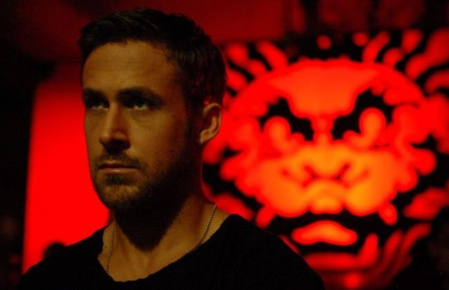 Ryan Gosling en Only God Forgives