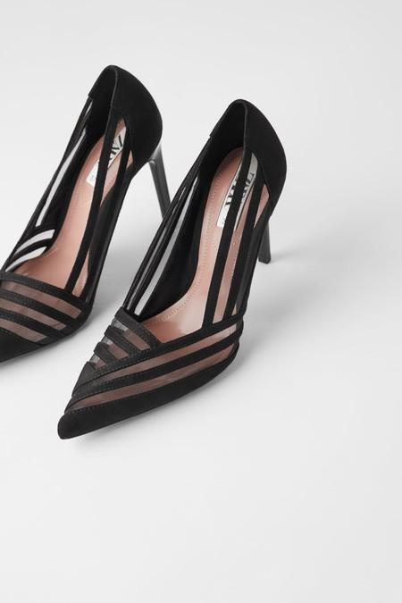 Zapato Rejilla