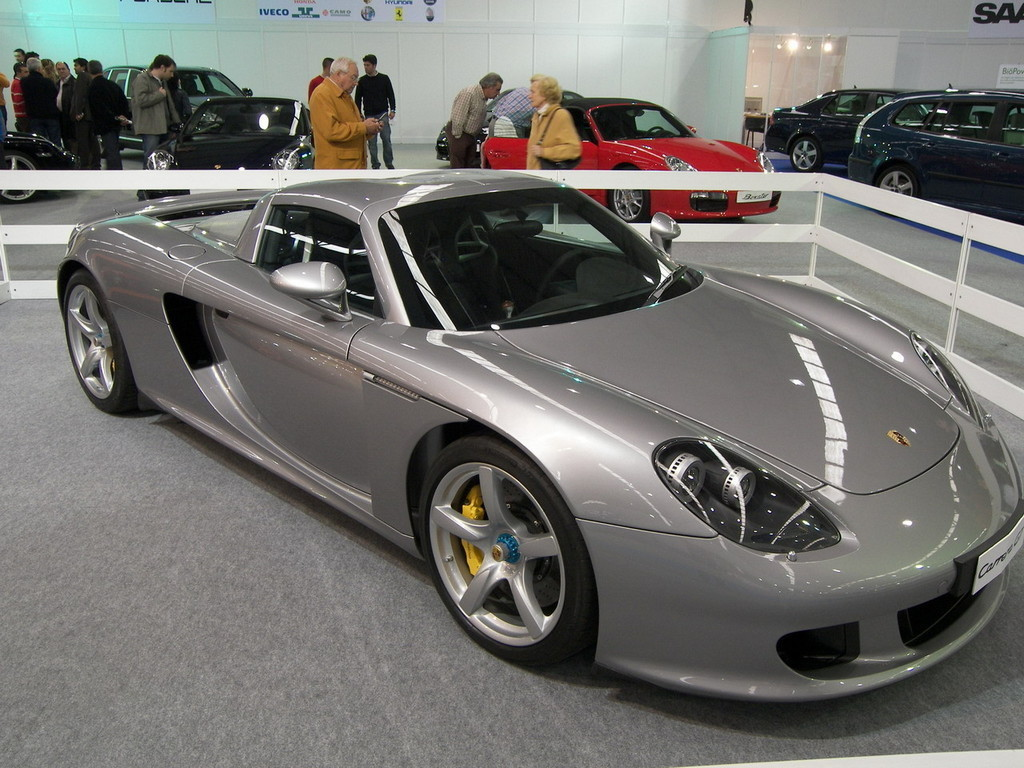 Foto de Porsche Carrera GT en el Salón de Vigo (1/6)