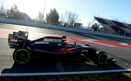 Fernando Alonso Mclaren Mp4 31