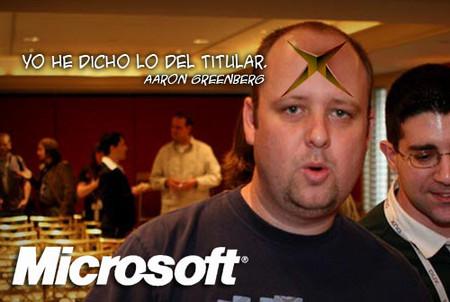 """""""Wii es una moda pasajera y su éxito nos beneficia a nosotros"""", según Aaron Greenberg de Microsoft"""