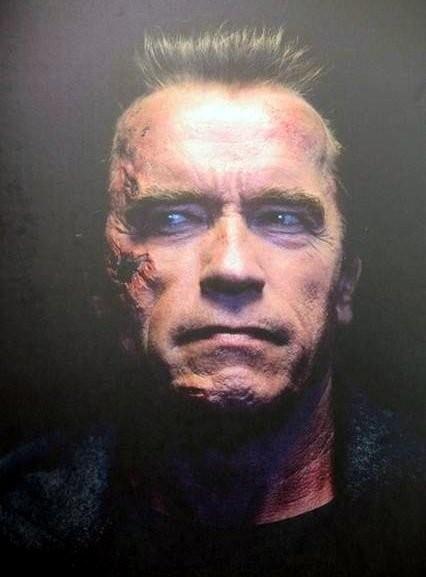 Arnold Schwarzenegger vuelve a ser el T-800