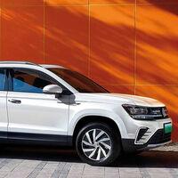 Volkswagen e-Tharu: un Taos eléctrico exclusivo para China