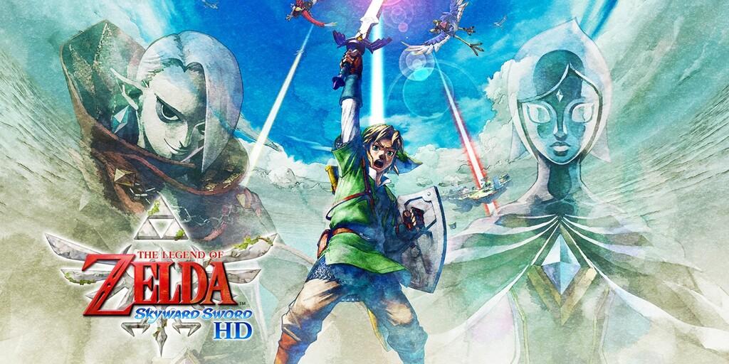 Sorteamos una copia de The Legend of Zelda: Skyward Sword HD y un par de Joy-Con edición especial del juego