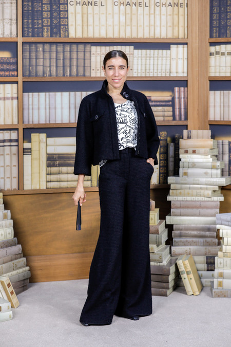 Blanca Li chanel