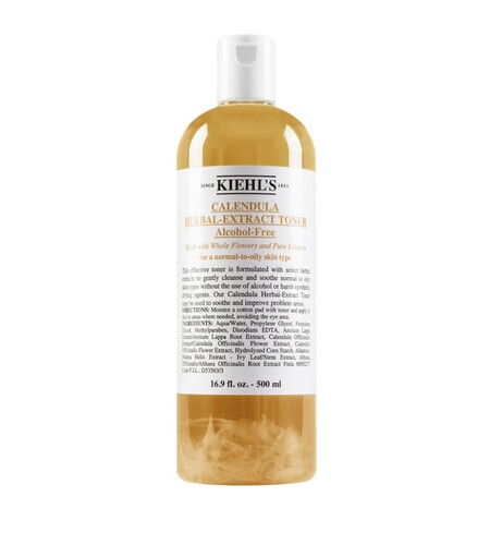 Kiehls Calendula Herbal Extract Alcohol Free Toner 500ml 15209286 27001248 1000