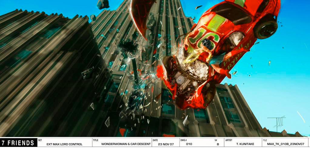 Foto de 'Justice League Mortal', arte conceptual (1/3)