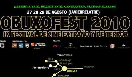 OBUXOFEST,Olimpiadas Zombis en Huesca, ¿te atreves a acampar en el cementerio?
